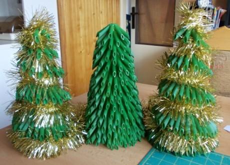 ruční práce - Fotoalbum - vánoční dekorace - nastříkané ...